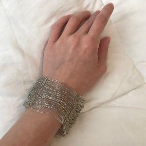 Vintage Luxury Beaded Bracelet